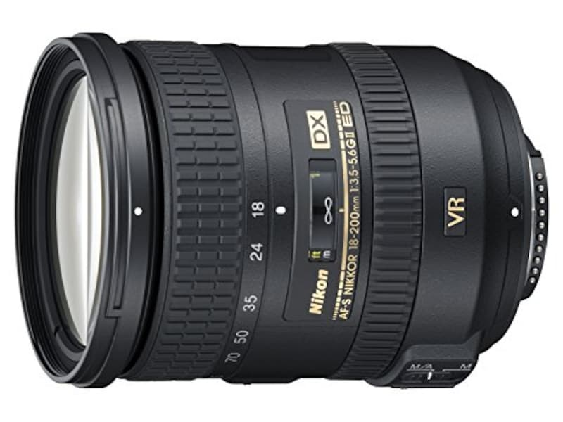 Nikon(ニコン),AF-S DX NIKKOR 18-200mm f/3.5-5.6G ED VR II