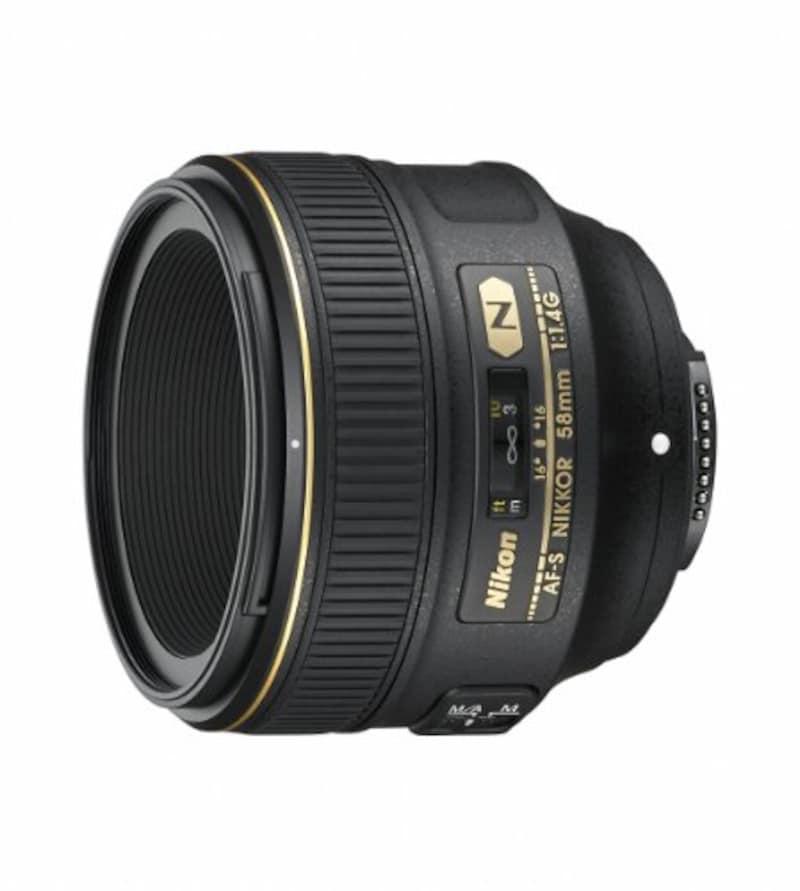 Nikon(ニコン),AF-S NIKKOR 58mm f/1.4G