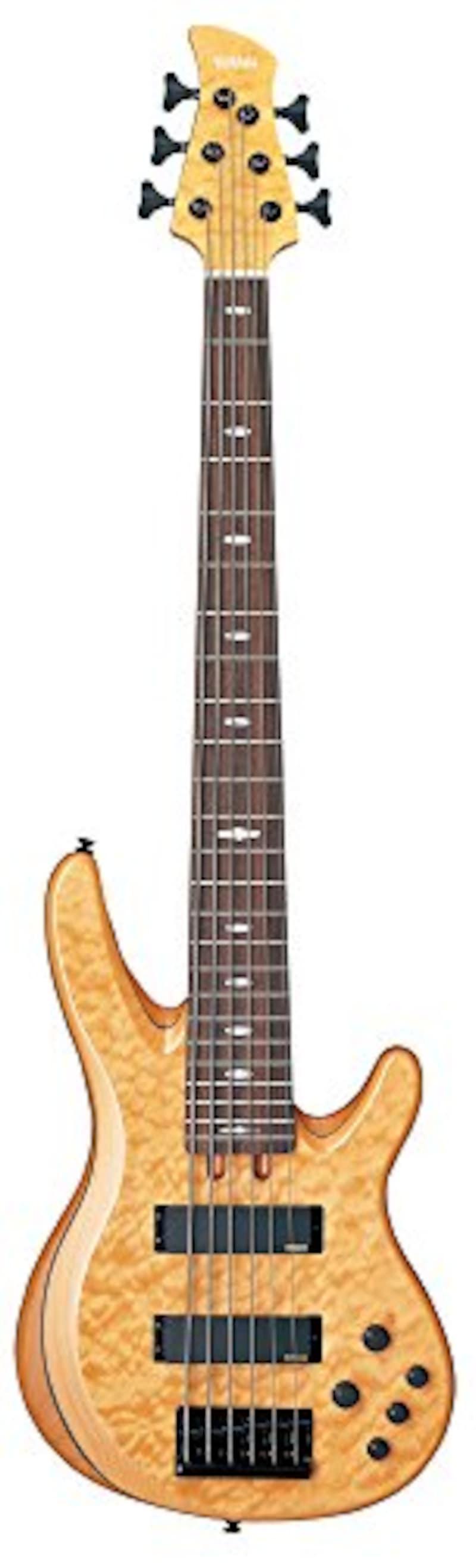 ヤマハ,エレキベース 6弦 TRB1006J NT