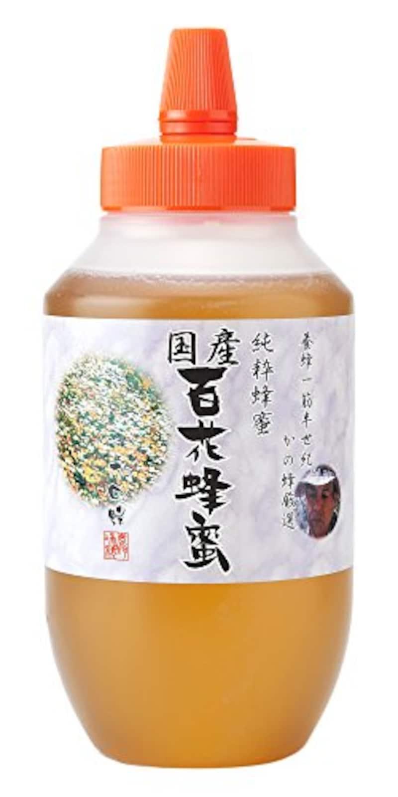 かの蜂,百花蜂蜜 1000g