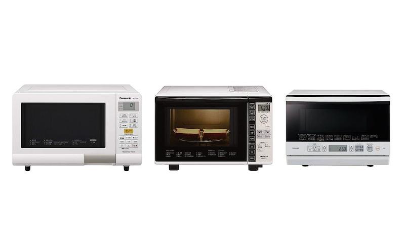 トースト機能付きオーブンレンジおすすめ人気ランキング5選|裏返し不要の両面焼きタイプも!