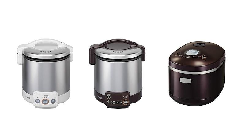 人気のガス炊飯器9選|保温・タイマー付き商品もご紹介