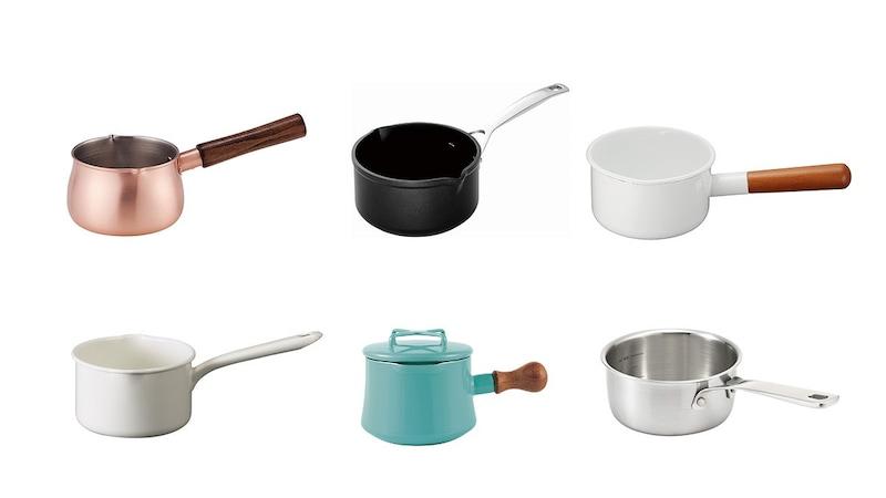 おすすめの離乳食用のお鍋