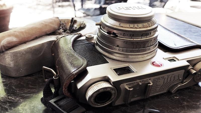 レンジファインダーカメラおすすめ5選とフィルム2選 仕組みと名機、使い方