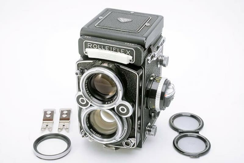 ROLLEIFLEX ,2.8F Planar プラナー 80mmF2.8
