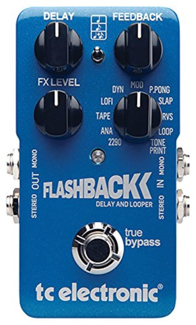 tc electronic Flash Back DELAY & LOOPER