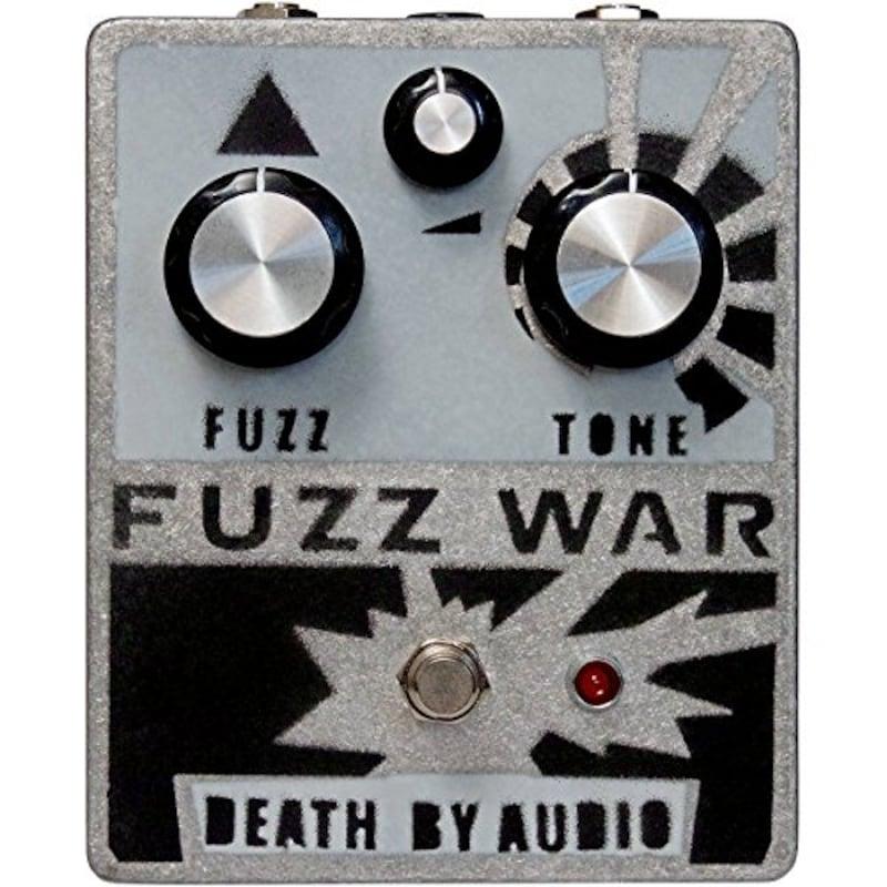 Death By Audio,FUZZ WAR
