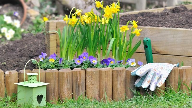 手作り花壇でおしゃれな庭に!DIYアイデアと事例まとめ