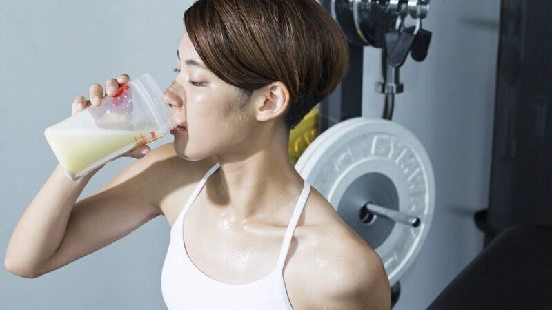 プロテイン 効果的な飲み方