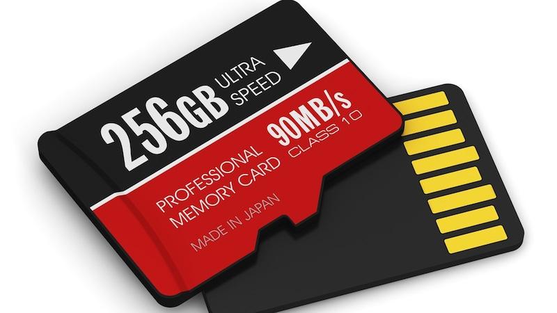 スマホにGoProにと大活躍のmicroSDカードおすすめ12選