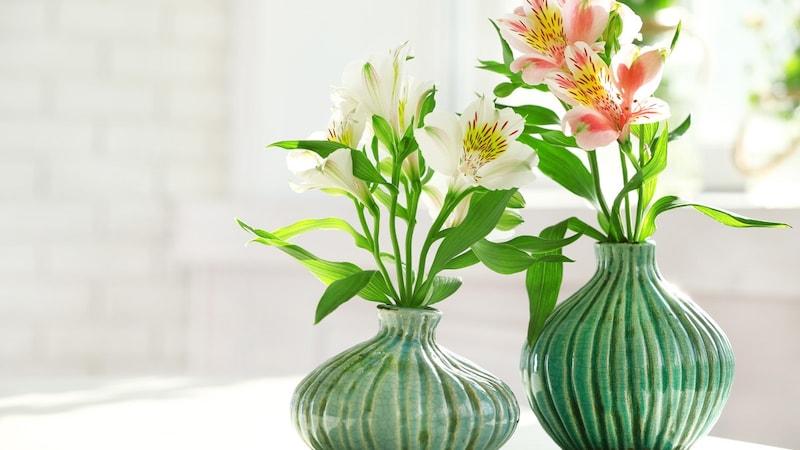 おしゃれな花瓶が花の美しさを引き立てる!おすすめ10選