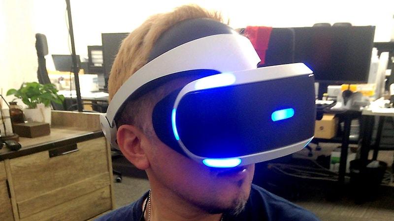 PSVRはお手頃価格で始めやすい!VRデビューはコレで決まり