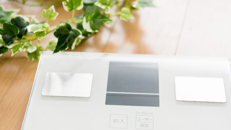 コンパクトな体重計・体組成計のおすすめランキング8選|軽量で正確なものやかわいいデザインにも注目!体脂肪管理にも