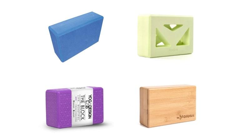 ヨガブロックおすすめ10選|最適なサイズと使い方で効果的にストレッチ!