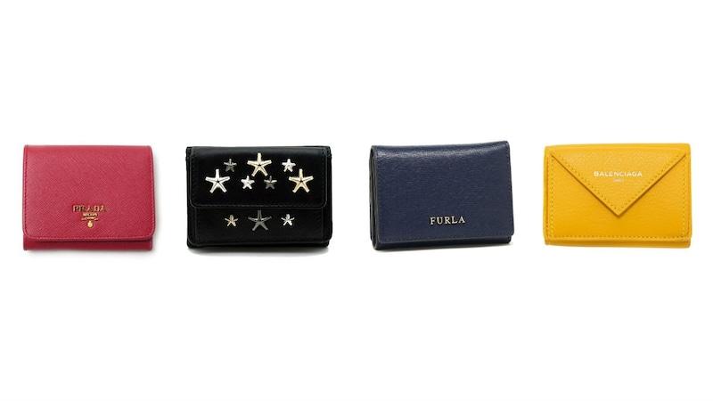 コンパクトで可愛い♡三つ折り財布のおすすめブランド10選