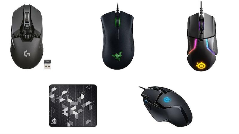 プロがレビュー!FPSを制するための最高のゲーミングマウス4選