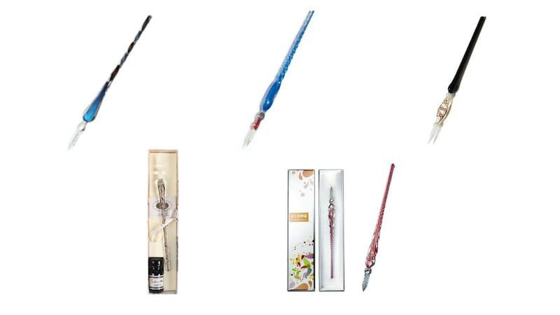ガラスペンの繊細な作りと書き味を楽しもう!選び方とおすすめ8選
