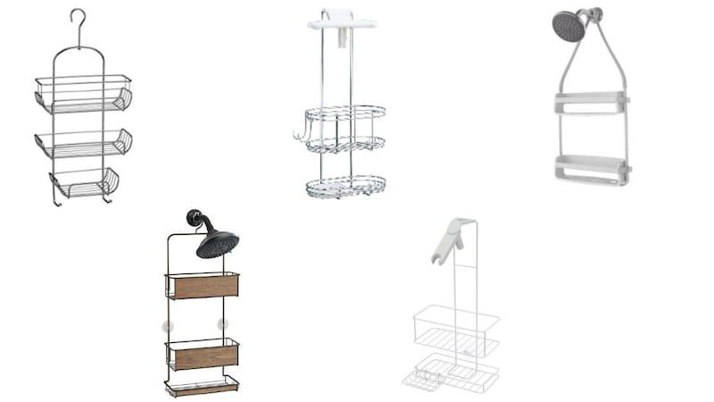 シャワーラックおすすめ人気ランキング13選|おしゃれな吊り下げタイプやステンレス製のものが人気!