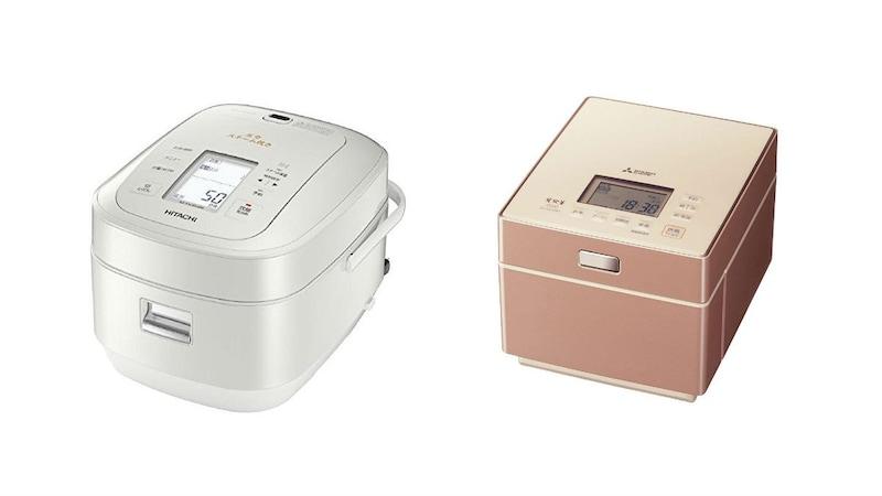 【2021年最新】蒸気レス炊飯器おすすめ人気ランキング9選|三菱・日立などの人気商品をご紹介!