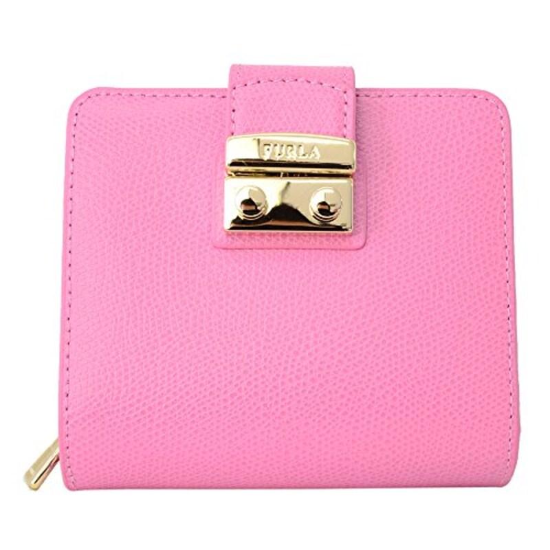 フルラ メトロポリス 二つ折り財布