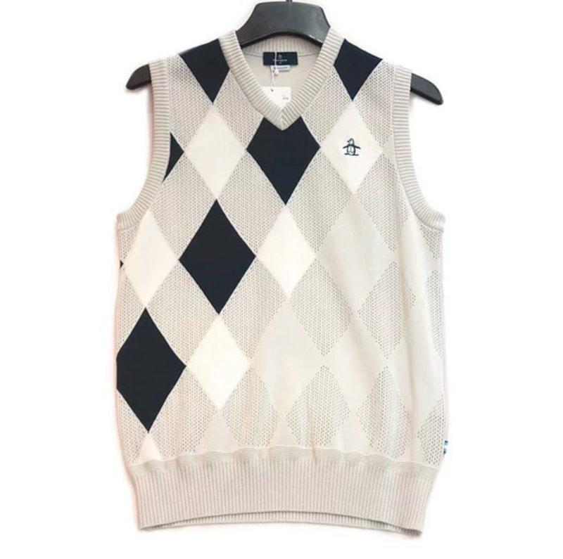 Munsingwear(マンシングウェア),ニットベスト,MGMLJL86