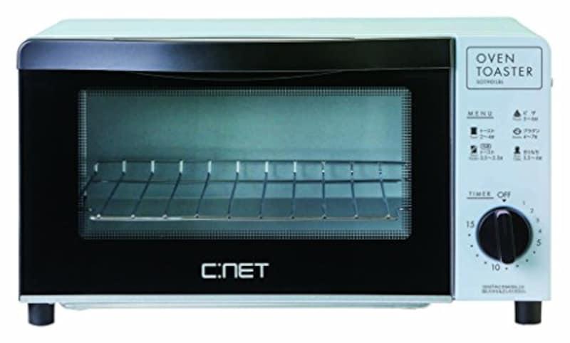 C:NET,オーブントースター/ブルー,SOT901LBL