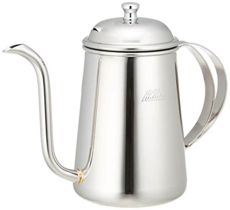 カリタ,コーヒーポット ステンレス製 細口 0.7L,#52055