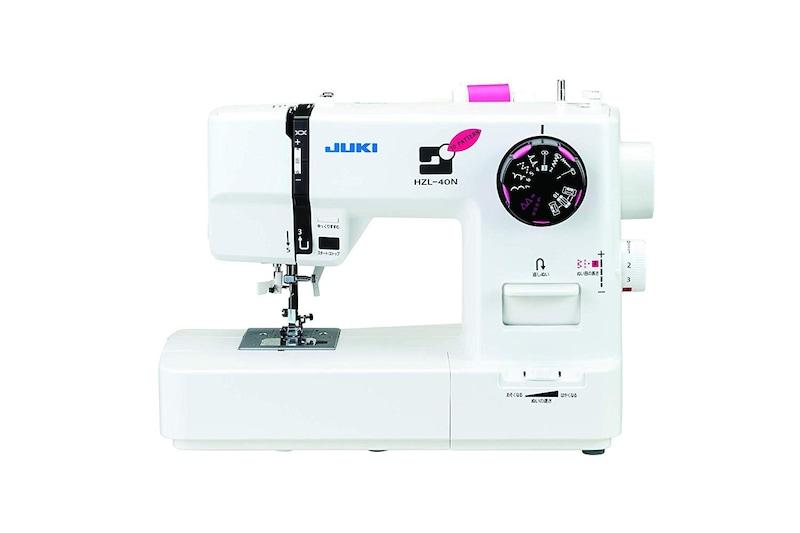 JUKI(ジューキ),電子ミシン,HZL-40N