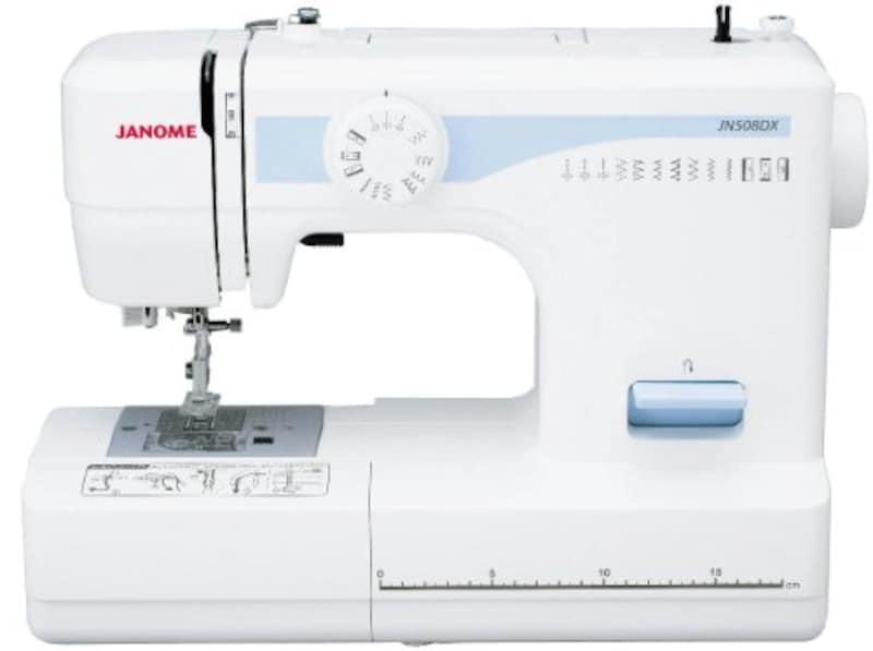 JANOME(ジャノメ),電動ミシン,JN508DX