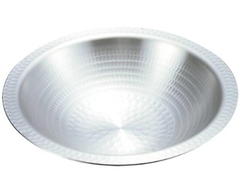 中尾アルミ製作所,アルミ 打出 うどんすき鍋 ,4571335100018
