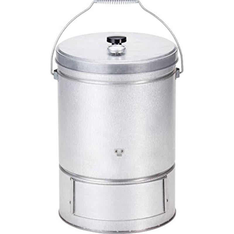 バンドック,温度計付 スモーク 缶,BD-439
