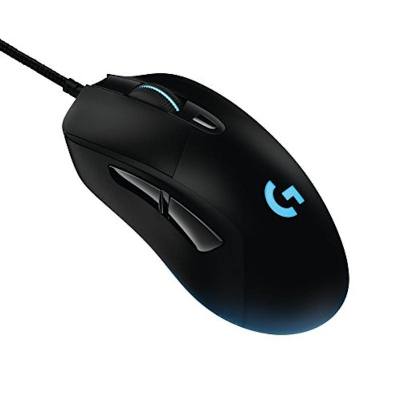 ロジクール,有線プログラマブル ゲーミングマウス,G403
