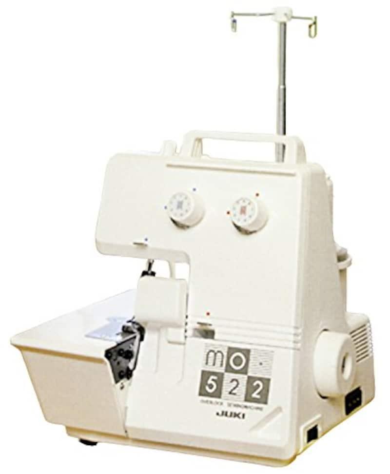 JUKI, 2本糸ロックミシン, MO-522