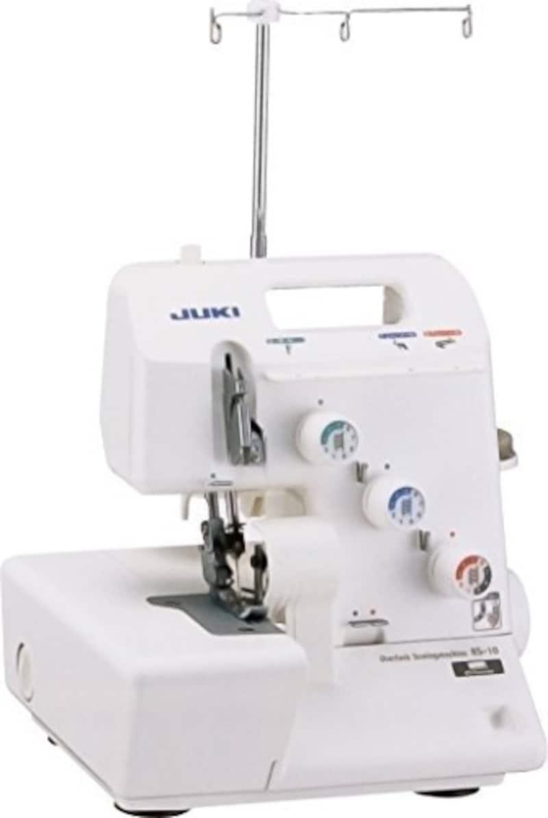 JUKI ,1本針3本糸差動送り付きオーバーロックミシン, RS-10