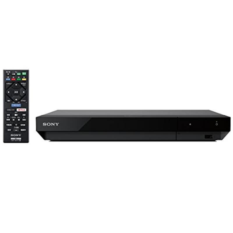 ソニー,UBP-X700 Ultra HDブルーレイプレーヤー,ubp-x700bm