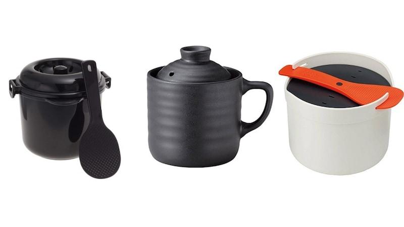 電子レンジ炊飯器のおすすめランキング17選|一合だけ炊きたい時に!ふきこぼれないものは?直火OKの陶器も