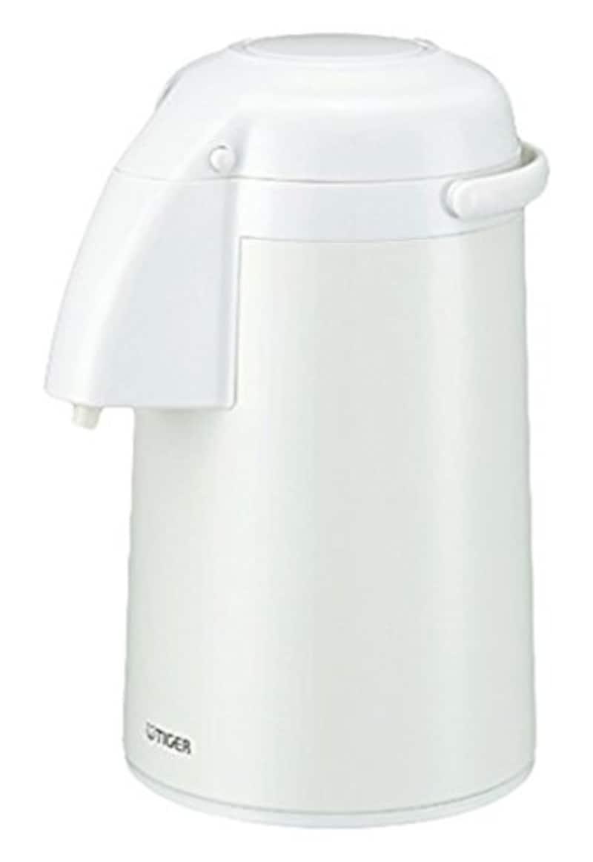 タイガー魔法瓶,エアーポット とら~ず,PNM-H221-WU