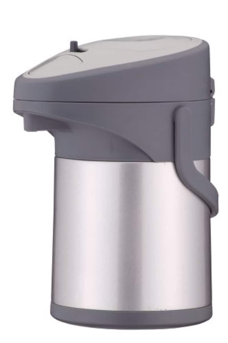 パール金属, ホッとタイム ダブルステンレスエアー ポット, H-6338