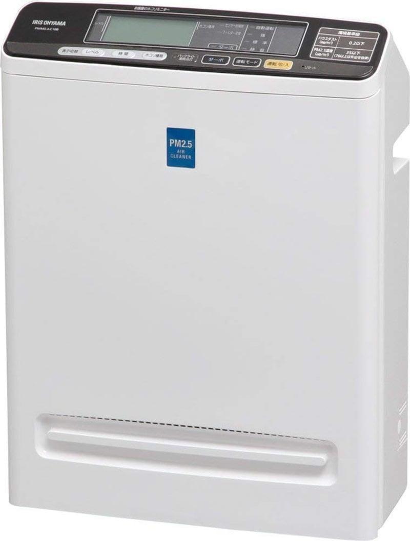 アイリスオーヤマ ,空気清浄機,PMMS-AC100
