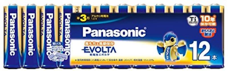 パナソニック,EVOLTA アルカリ乾電池 ,SJ06667