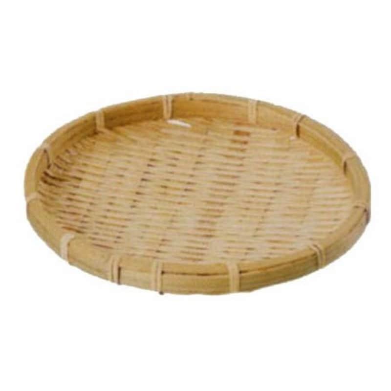 竹浅ザル 27cm,019-219 38054