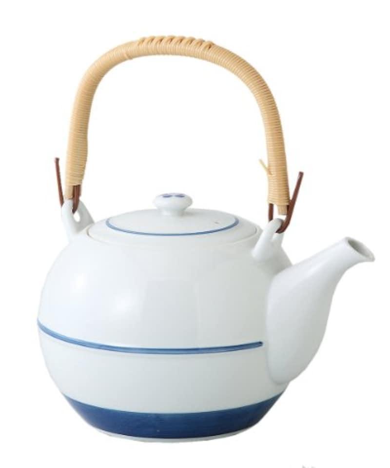 西海陶器,波佐見焼 夢路 土瓶,99255