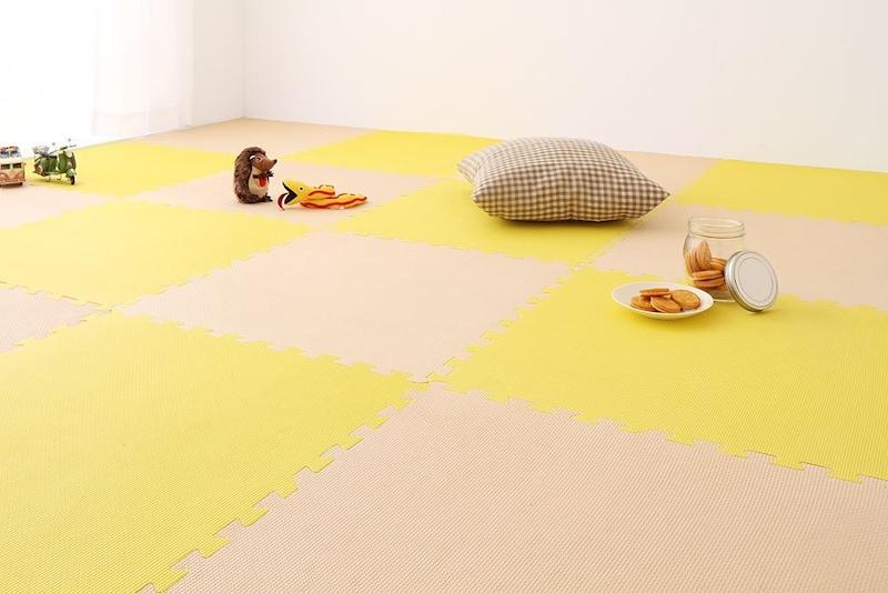 リコメン堂,PlayMO ジョイントマット大判,ke-evamat01