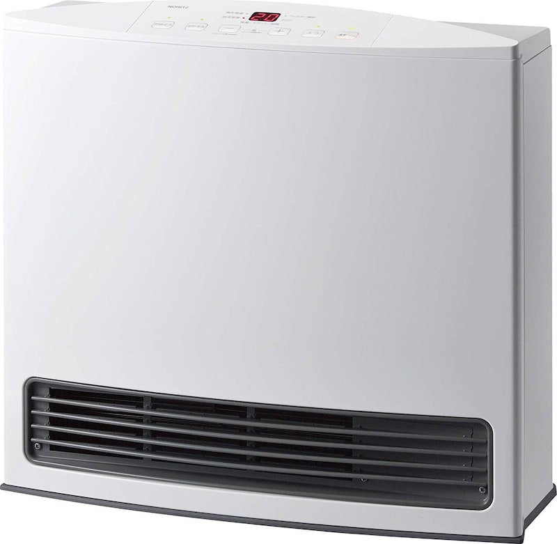 NORITZ,ガスファンヒーター,GFH-4005S-W5