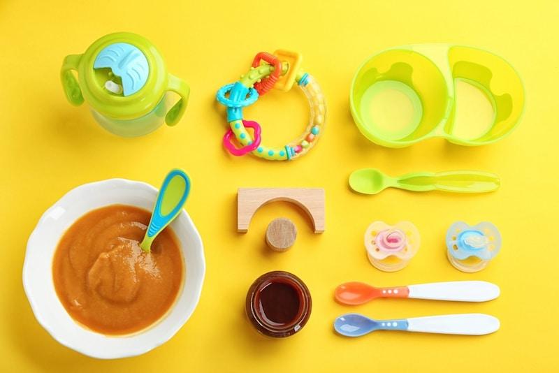 離乳食用食器のおすすめ人気ランキング8選 セット物やひっくり返らない仕様など!安心して使用できる商品は?