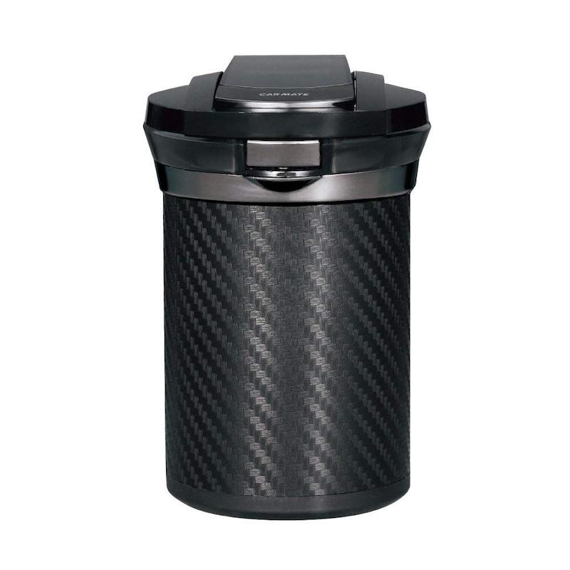 カーメイト,愛煙缶プレミアムドリンクホルダー型灰皿,DZ186