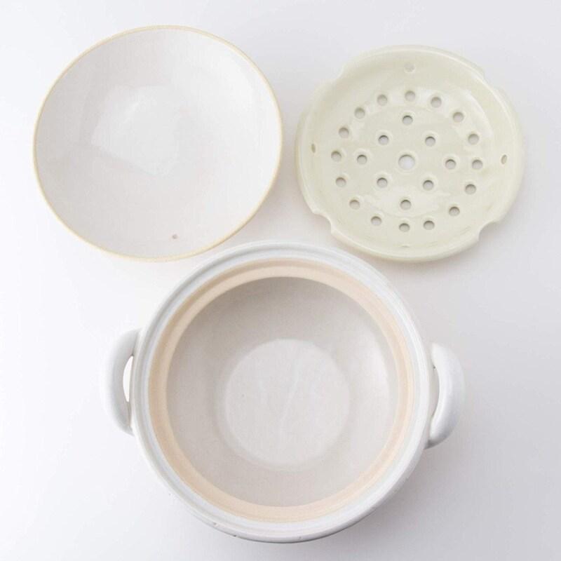 長谷製陶,ヘルシー蒸し鍋,ZW-23
