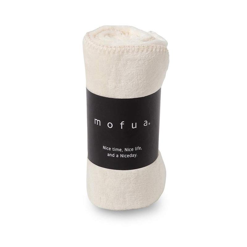 mofua,プレミアムマイクロファイバー毛布,50000608