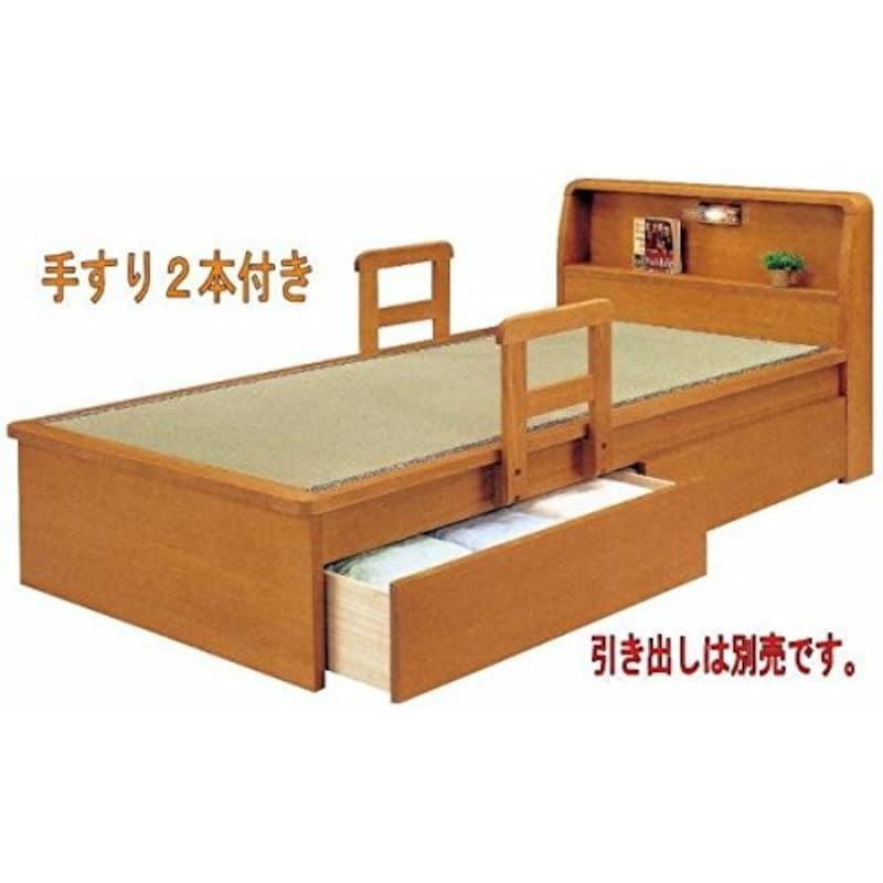 株式会社ファニチャー速水,畳ベッド シングル ひらど3,0410-hirado-3