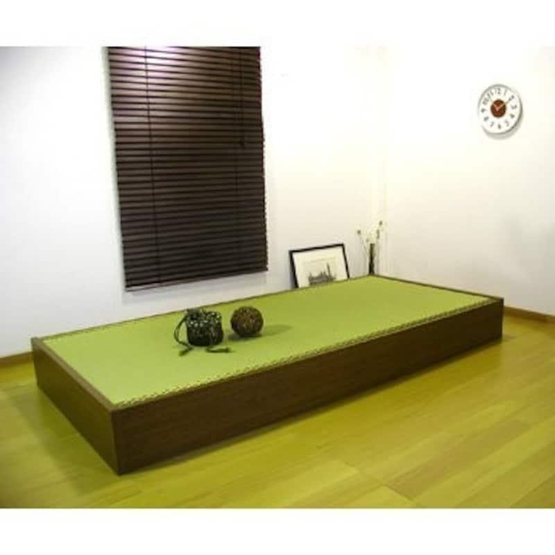 KAGOO,い草畳ベッド,D62